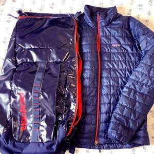 PATAGONIA SET -  Insulated Jacket &  Backpack